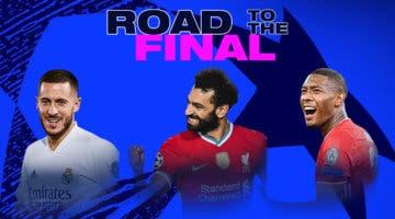 Imagen de FIFA 21: cartas RTTF de la Champions League que se actualizan tras la ida de octavos de final