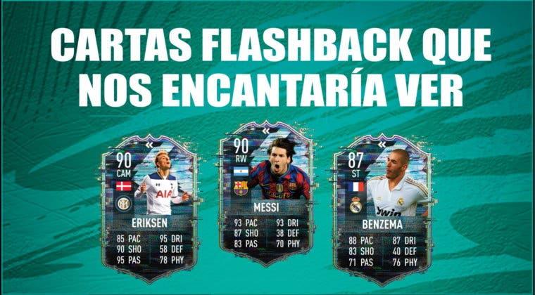 Imagen de FIFA 21: cartas Flashback, al estilo de Cristiano Ronaldo, que nos encantaría ver (primera parte)
