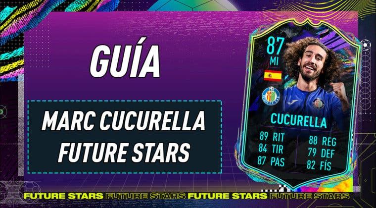 Imagen de FIFA 21: guía para conseguir a Marc Cucurella Future Stars