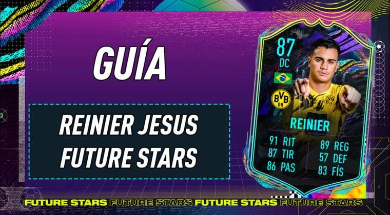 Imagen de FIFA 21: guía para conseguir a Reinier Jesus Academia de Future Stars