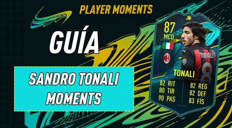 Imagen de FIFA 21: guía para conseguir a Sandro Tonali Moments