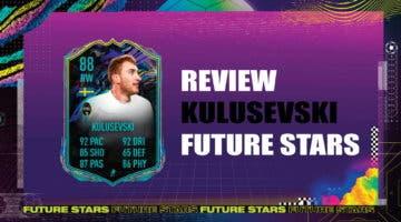 Imagen de FIFA 21: review de Kulusevski Future Stars. ¿El extremo diestro ideal para equipos competitivos?