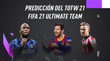 Imagen de FIFA 21: predicción del Equipo de la Semana (TOTW) 21
