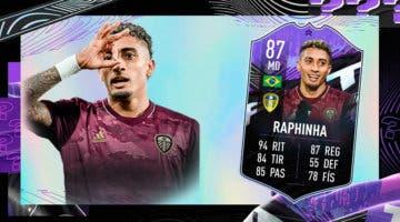 Imagen de FIFA 21: ¿Merece la pena Raphinha What if? + solución del SBC