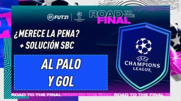 """Imagen de FIFA 21: ¿Merece la pena el SBC """"Al palo y gol""""?"""