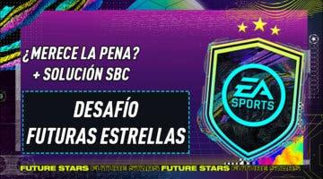 """Imagen de FIFA 21: ¿Merece la pena el SBC """"Desafío futuras estrellas""""? 12-02-2021"""