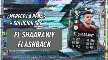 Imagen de FIFA 21: ¿Merece la pena El Shaarawy Flashback? + Solución del SBC