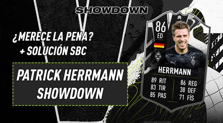 Imagen de FIFA 21: ¿Merece la pena Herrmann Showdown? + Solución del SBC