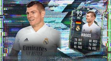 Imagen de FIFA 21: ¿Merece la pena Toni Kroos Flashback? + Solución del SBC