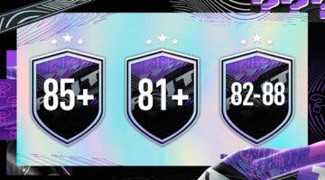 """Imagen de FIFA 21: ¿Merecen la pena los SBC's """"Mejora x5 de 85+"""", """"Elección de jugador 81+"""" y """"Mejora de 82-88""""?"""