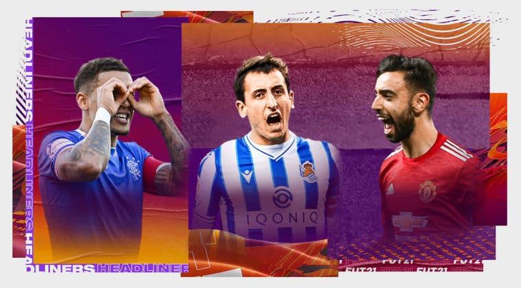 Imagen de FIFA 21: seguimiento de las cartas Headliners. ¿Cuántas victorias le faltan a cada una para actualizarse? 25-02-2021