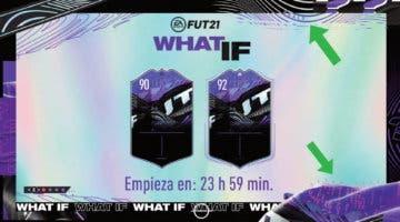 """Imagen de FIFA 21: nuevas pistas sobre """"What if"""" en la pantalla de carga previa a Ultimate Team"""