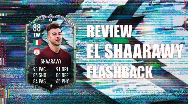 Imagen de FIFA 21: review de El Shaarawy Flashback. ¿Un atacante de primer nivel?