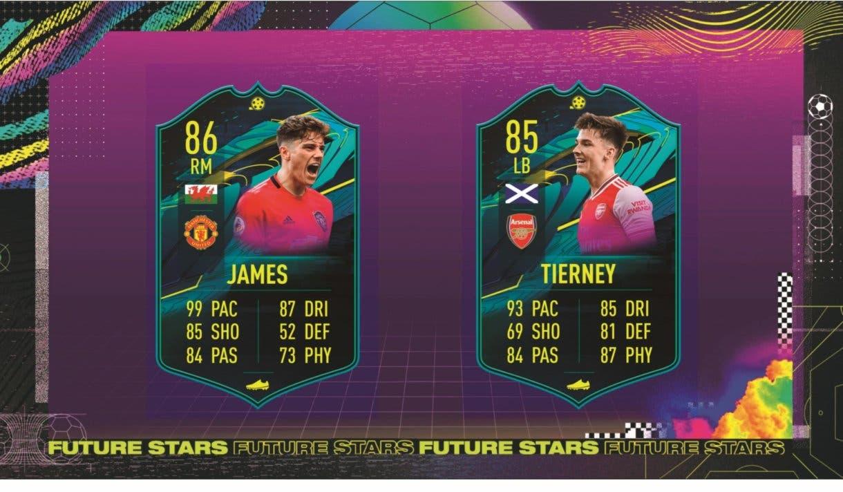 FIFA 21 Ultimate Team Future Stars Moments que nos encantaría ver