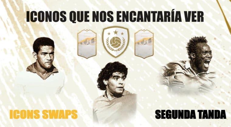Imagen de FIFA 21: Iconos free to play que nos encantaría ver en la segunda tanda de Icon Swaps (siendo realistas)