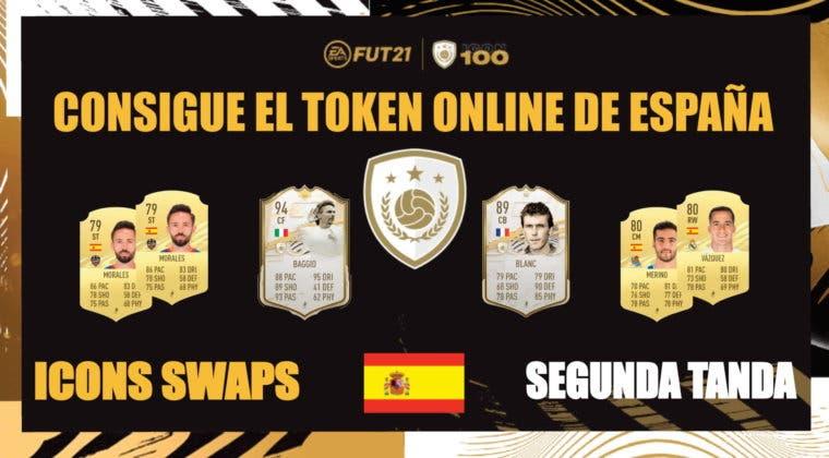 Imagen de FIFA 21 Icon Swaps: plantilla + revulsivos baratos y muy útiles para conseguir el token online de España