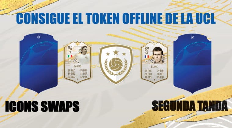 Imagen de FIFA 21 Icon Swaps: consigue el token offline de la UCL con esta plantilla barata y útil