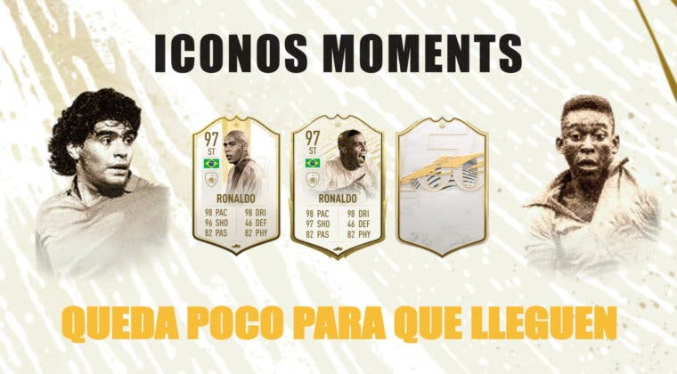 Imagen de FIFA 21: los Iconos Moments llegarán pronto a Ultimate Team