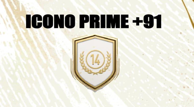 Imagen de FIFA 21 Icon Swaps: cartas que puedes recibir en el sobre gratuito de Icono Prime asegurado +91