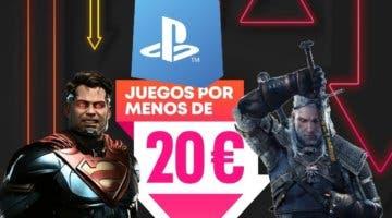 Imagen de Juegos a menos de 20 euros en PS Store; arranca una nueva promoción con grandes ofertas