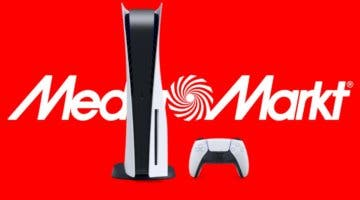Imagen de MediaMarkt repone stock de PS5... y de nuevo se agota en segundos