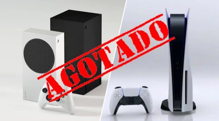Imagen de La escasez de PS5 y Xbox Series X se alargará hasta 2022, según estimaciones