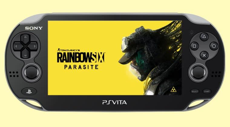Imagen de Rainbow Six Parasite tendrá soporte para ser jugado en PS Vita