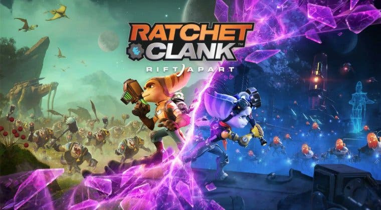Imagen de Ratchet & Clank: Una dimensión aparte confirma fecha de lanzamiento en PS5 y luce nuevo tráiler