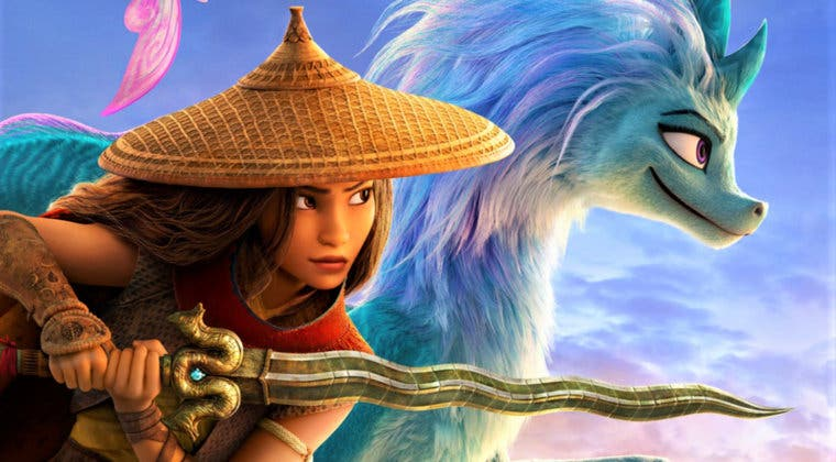 Imagen de Ya puedes escuchar la espectacular banda sonora de Raya y el Último Dragón