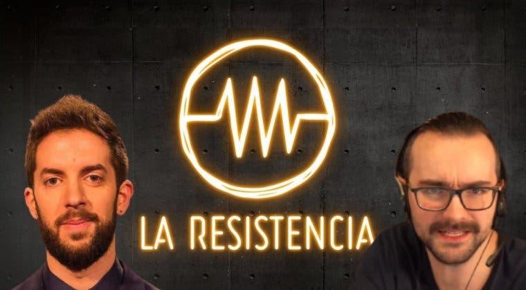 """Imagen de """"Esto no es un juego""""; Elxokas estará en La Resistencia con David Broncano"""