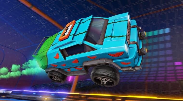 Imagen de Rocket League se actualiza a la versión 1.93: notas del parche y cambios