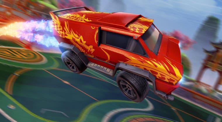 Imagen de Vuelve el evento Lucky Lanterns a Rocket League; todas las novedades, modos de juego y más