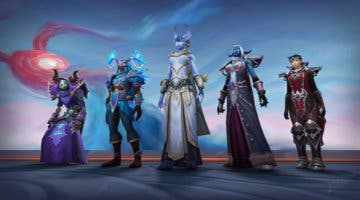 Imagen de Filtrado Chains of Domination, el primer gran parche que llegará a World of Warcraft: Shadowlands