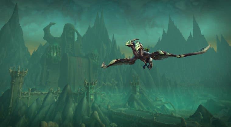 Imagen de Cadenas de Dominación: así es la primera gran actualización de contenido de WoW: Shadowlands