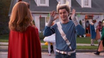 Imagen de Bruja Escarlata y Visión: Así de espectacular luciría Evan Peters como Mephisto