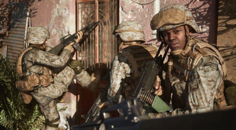 Imagen de Six Days in Fallujah regresa tras su cancelación hace más de una década