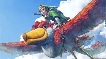 Imagen de The Legend of Zelda: Skyward Sword HD fecha su lanzamiento en Nintendo Switch
