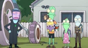 Imagen de Solar Opposites: Tráiler y fecha de estreno de la nueva serie del creador de Rick y Morty para Star