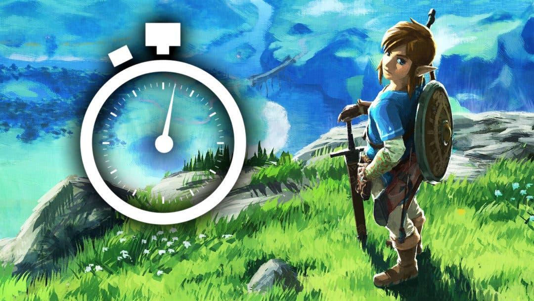 Zelda Breath Of The Wild 100%