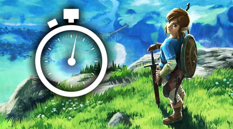 Imagen de El speedrun más impresionante de Zelda: Breath of the Wild; al 100% y sin daño