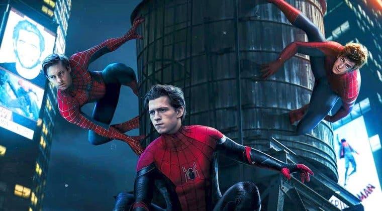 Imagen de Spider-Man 3 es la película individual de superhéroes más ambiciosa, según Tom Holland