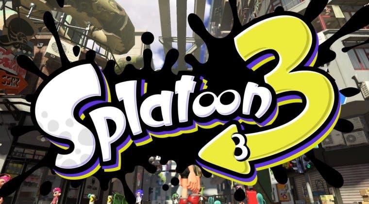 Imagen de Splatoon 3 revela dos nuevos escenarios y más armas que son pura fantasía