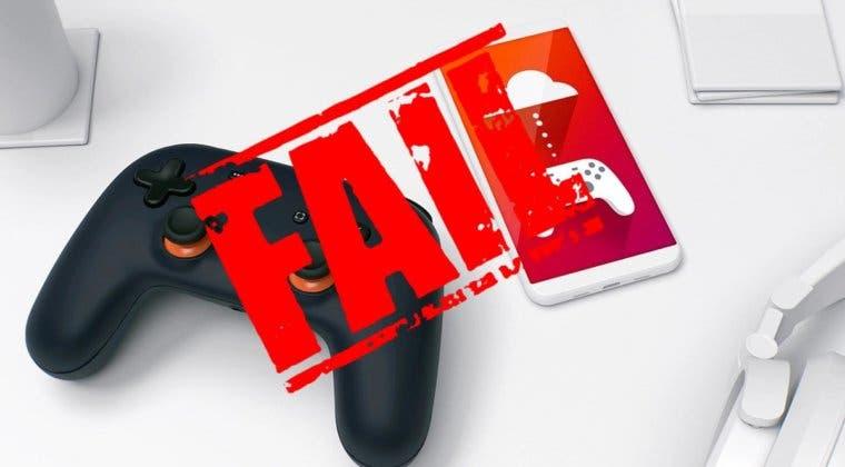 Imagen de El fracaso de Stadia Games es una muestra más del derroche de Google