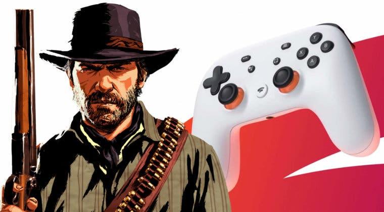Imagen de Stadia gastó decenas de millones de dólares para recibir juegos de Rockstar y otras compañías