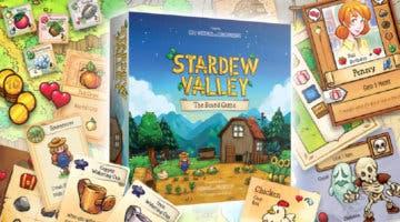 Imagen de Stardew Valley presenta su propio juego de mesa que ya puedes adquirir
