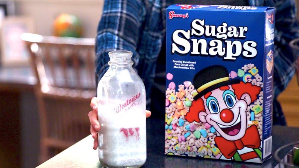 sugar snaps