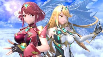 Imagen de Nintendo pone fecha a una muestra en profundidad de Pyra y Mythra en Super Smash Bros. Ultimate