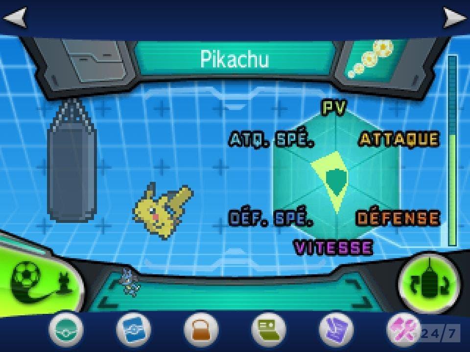 Superentrenamiento Pokemon X Y