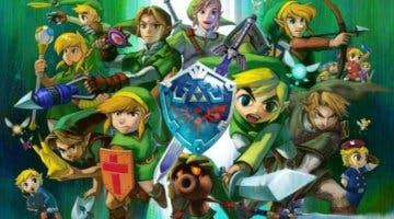 Imagen de Este año serían anunciados varios remakes/remasters de The Legend of Zelda, según un insider