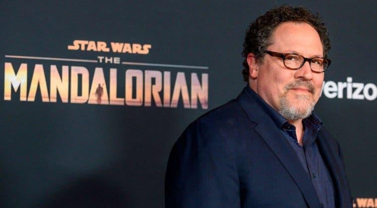 Imagen de Jon Favreau reacciona a la nominación de The Mandalorian a Mejor Serie en los Globos de Oro